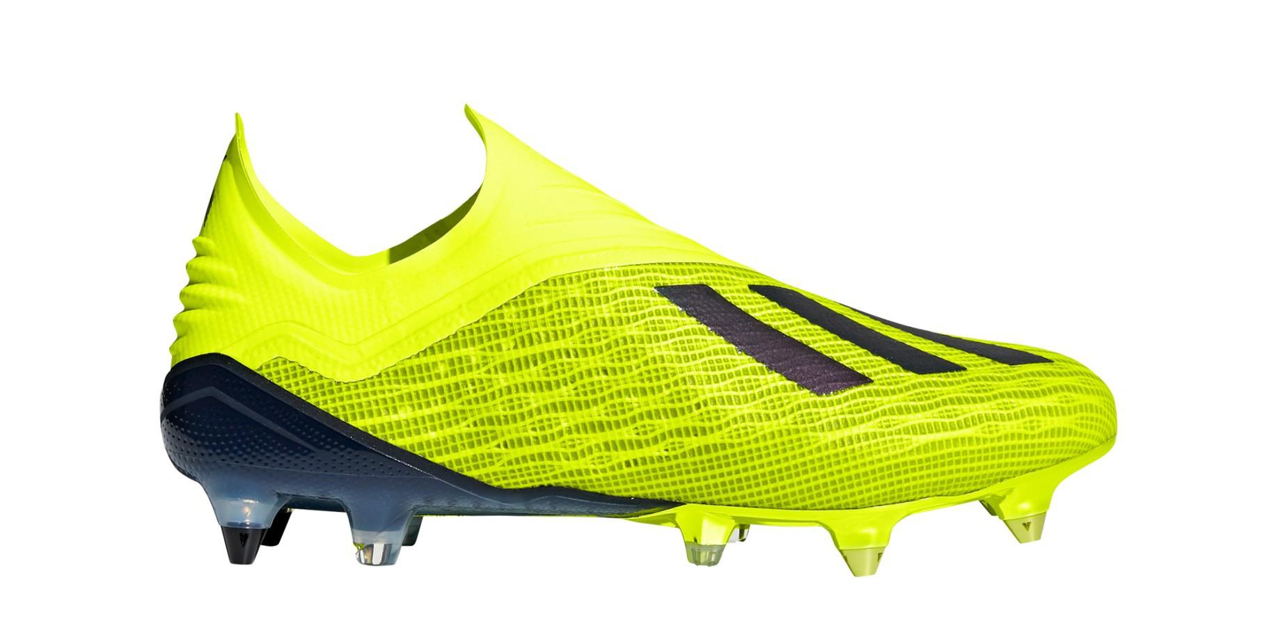 online retailer 91566 11095 Football boots Adidas X 18+ SG Team Mode Pack