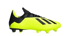 Football boots Adidas X 18.3 SG Team Mode Pack side