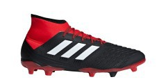 Football boots Adidas Predator 18.2 FG Team Mode Pack side