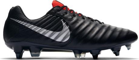 aa3972cd9a287 Las botas de fútbol Nike Tiempo Legend VII Élite SG Pro Planteadas ...