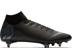 Scarpe Calcio Nike Mercurial Superfly VI Academy SG PRO Stealth Ops Pack destra