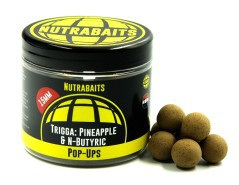 Boilies Shelf Life Pop-Ups Trigga: Pineapple e N-Butyric 15 mm