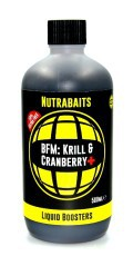 Attrattore Liquid Booster Krill & Cranberry+