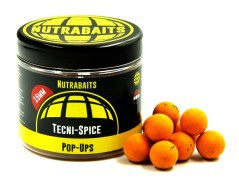 Boilies Pop-Up Tecni Spice 15 mm