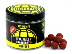 Boilies Shelf Life Pop-Ups BFM: Krill & Cranberry 15 mm