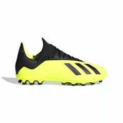 Football boots Kid Adidas X 18.3 AG Team Mode Pack right