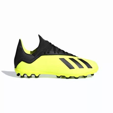 chaussure de foot enfant adidas jaune