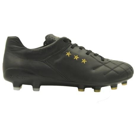 Scarpe Calcio Pantofola D Oro Super Leggera FG colore Nero ... 5c55b2ab9dd
