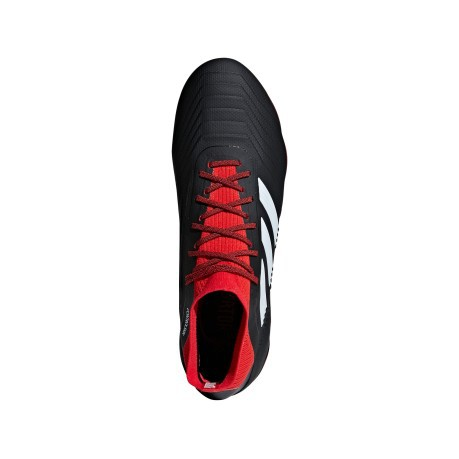 new concept f858d f349e Scarpe Calcio Adidas Predator 18.1 FG Team Mode Pack destra