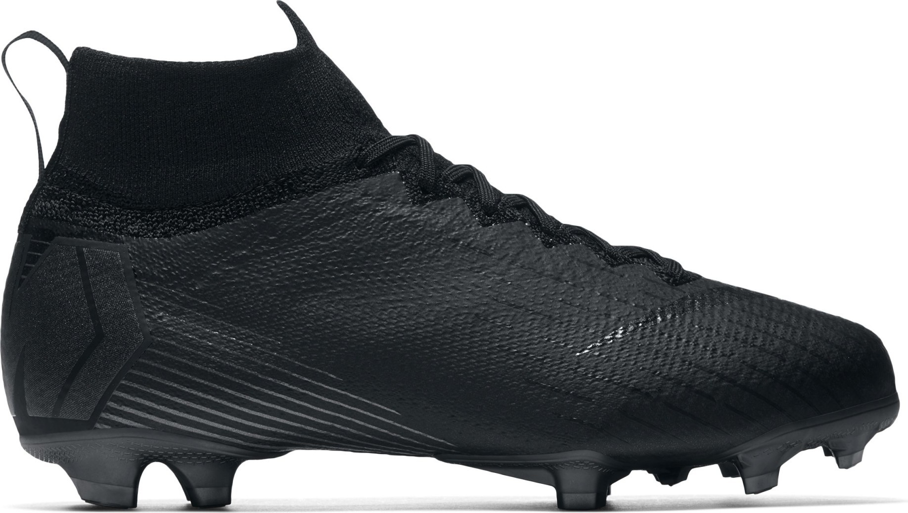 884ed5f96 Soccer shoes Boy Nike Mercurial Superfly VI Elite FG Stealth OPS Pack  colore Black - Nike - SportIT.com