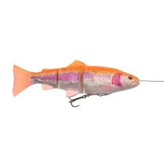 Esca Artificiale 4D Line Trout 15 cm 40 g giallo