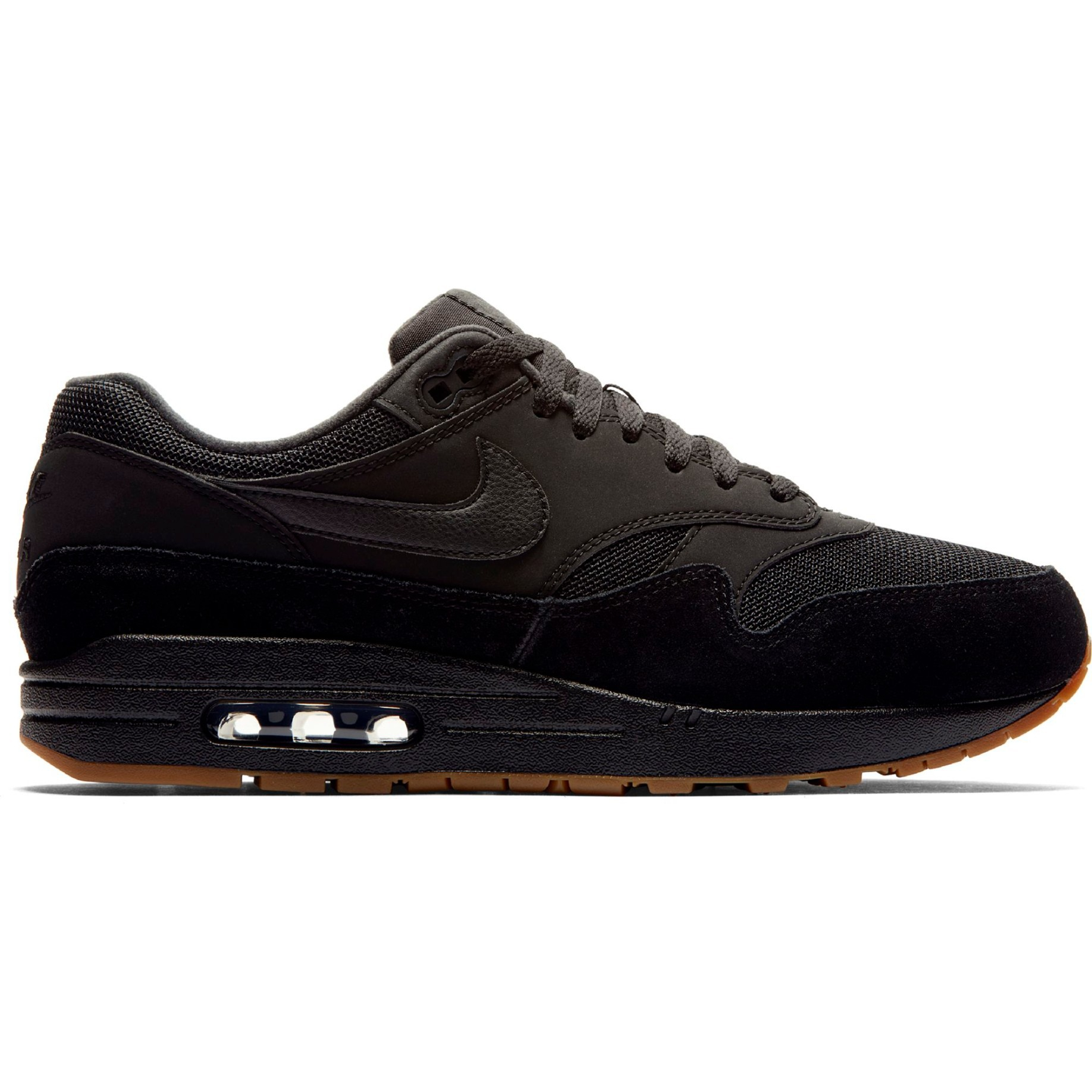 sports shoes 3fdaf 183a0 Mens Shoes Air Max 1 colore Black Brown - Nike - SportIT.com