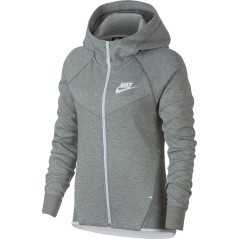 Felpa Donna Sportswear Tech Fleece fronte