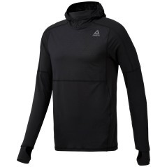 Felpa Uomo Thermowarm Fitted Hoodie fronte