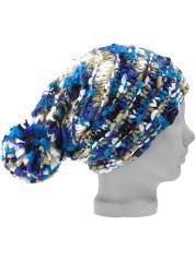 Cappello Beanie Nana color Sangria