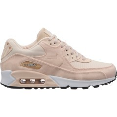 Scarpe Donna Air Max 90 Leather lato destro