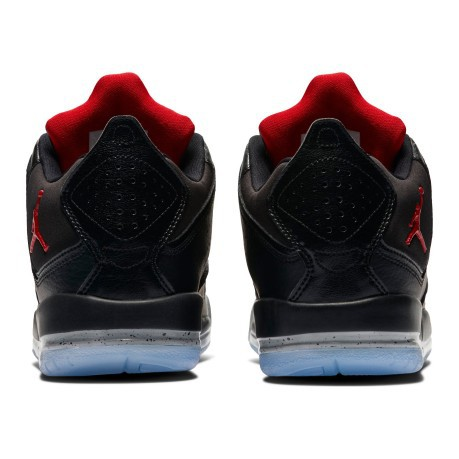 44891c8d1b0 Shoes Boy Jordan Courtside 23 colore Black Red - Nike - SportIT.com