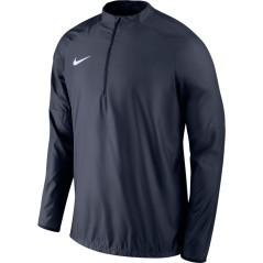 Hoody Windproof Nike Football Academy front black