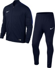 Suit Baby Football Nike Academy blue front