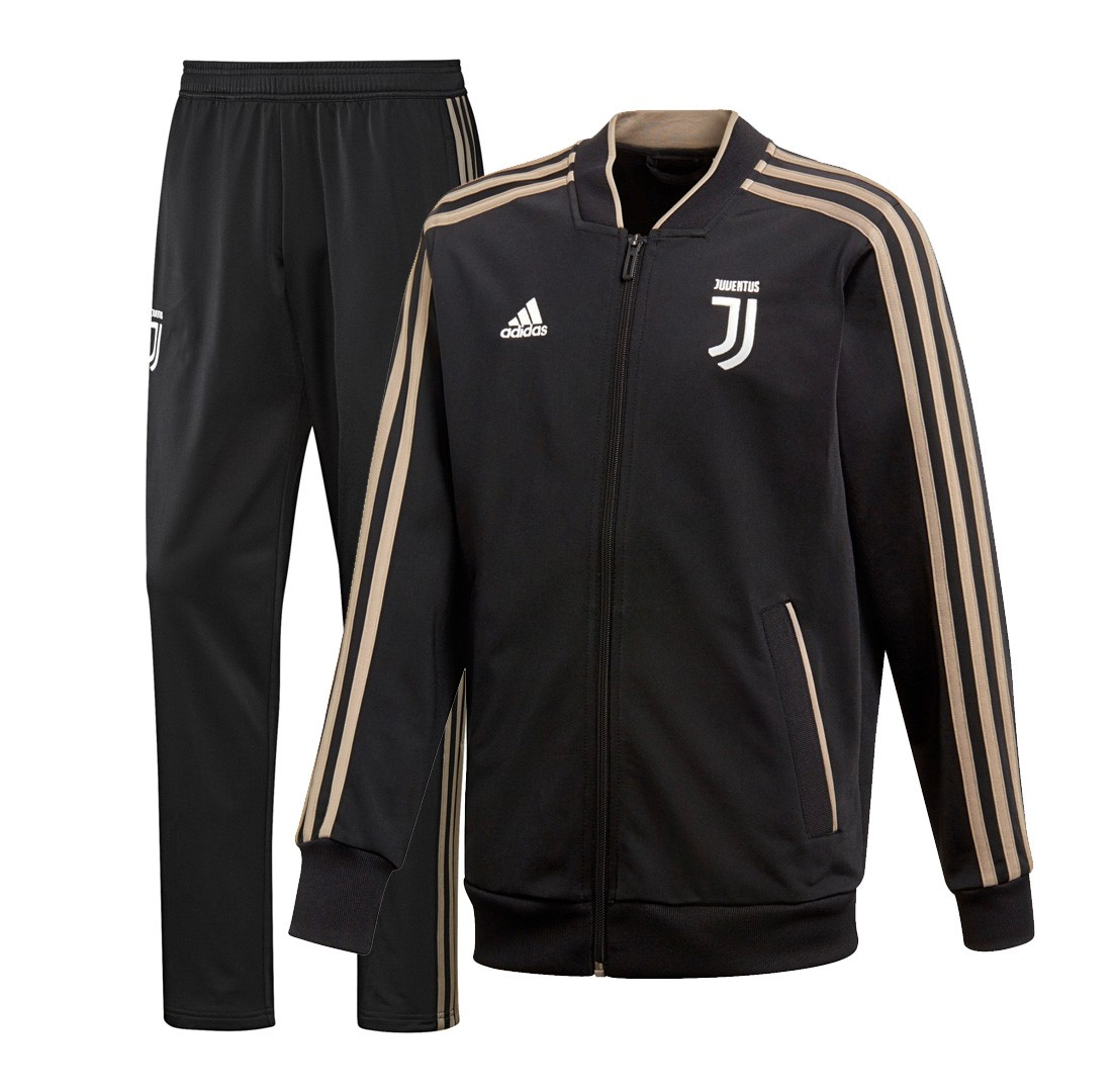 Juventus Trainingsanzug von Adidas