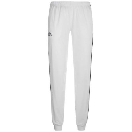 Banda Kappa Colore Pantaloni Wastoria Donna Nero Bianco 7qYSPwx c1b5a6be7a6e