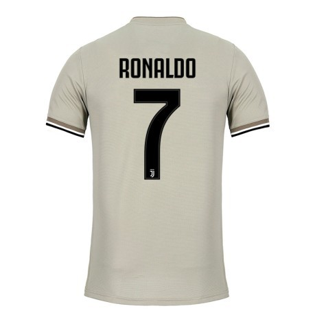 official photos 742ff 0c2aa Jersey Juve Away jr 18/19 Cristiano Ronaldo