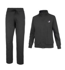 Costume mens Full Zip gris bleu