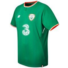 Jersey Ireland Home 2018 front