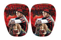 Shin Guards Sak Milan Retro