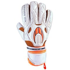 Guanti Portiere Ho Soccer Guerrero Extreme Flat bianco