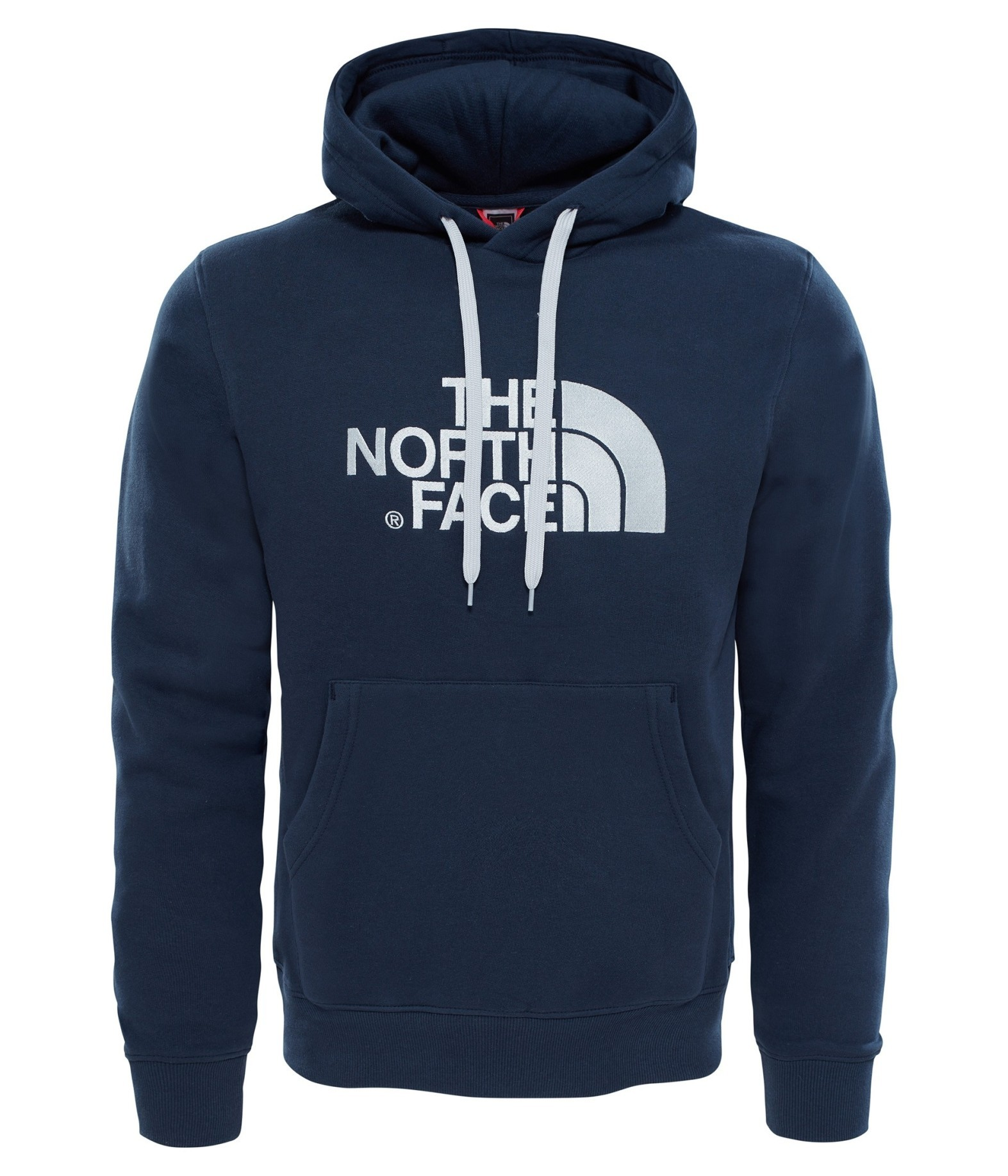 Sweatshirt Trekking Uomo Drew Peak colore Blue - North Face ... 609c6c260afc