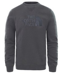 Sweatshirt Hiking Man Drew Pack grey