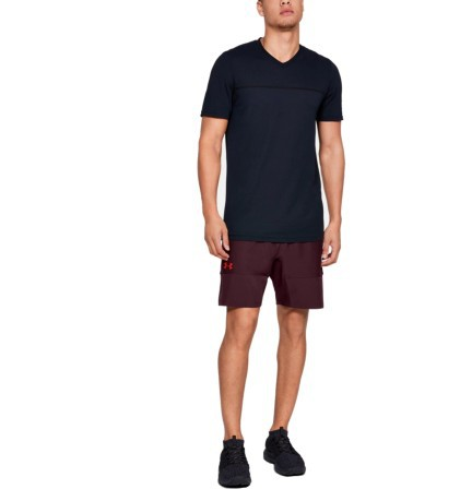 Short Uomo UA Microthread Vanish