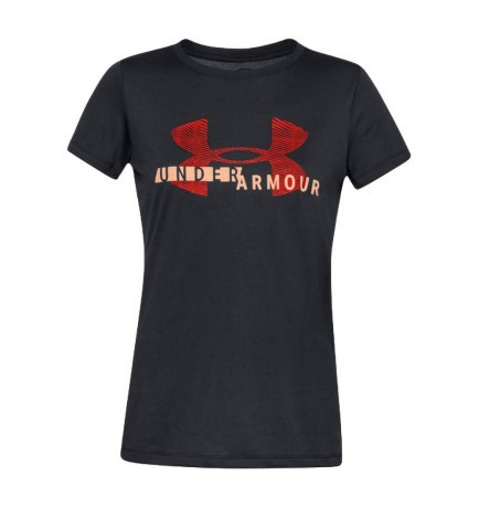ffe0dc91365ef8 Damen T-shirt UA Tech Graphic colore weiß - Under Armour - SportIT.com