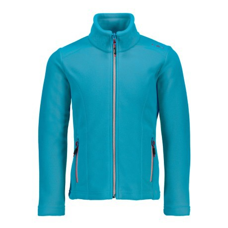 Pile Trekking Bambina Medium Fleece azzurro
