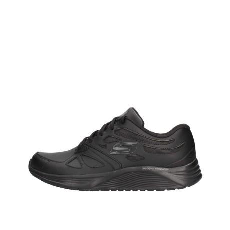 Skechers Skyline Leather Black Woman colore Black Shoes q7HTn