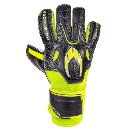 dfd7d2fd9fd Goalkeeper Gloves Ho Soccer Replica Protek Flat colore Black Yellow - Ho  Soccer - SportIT.com