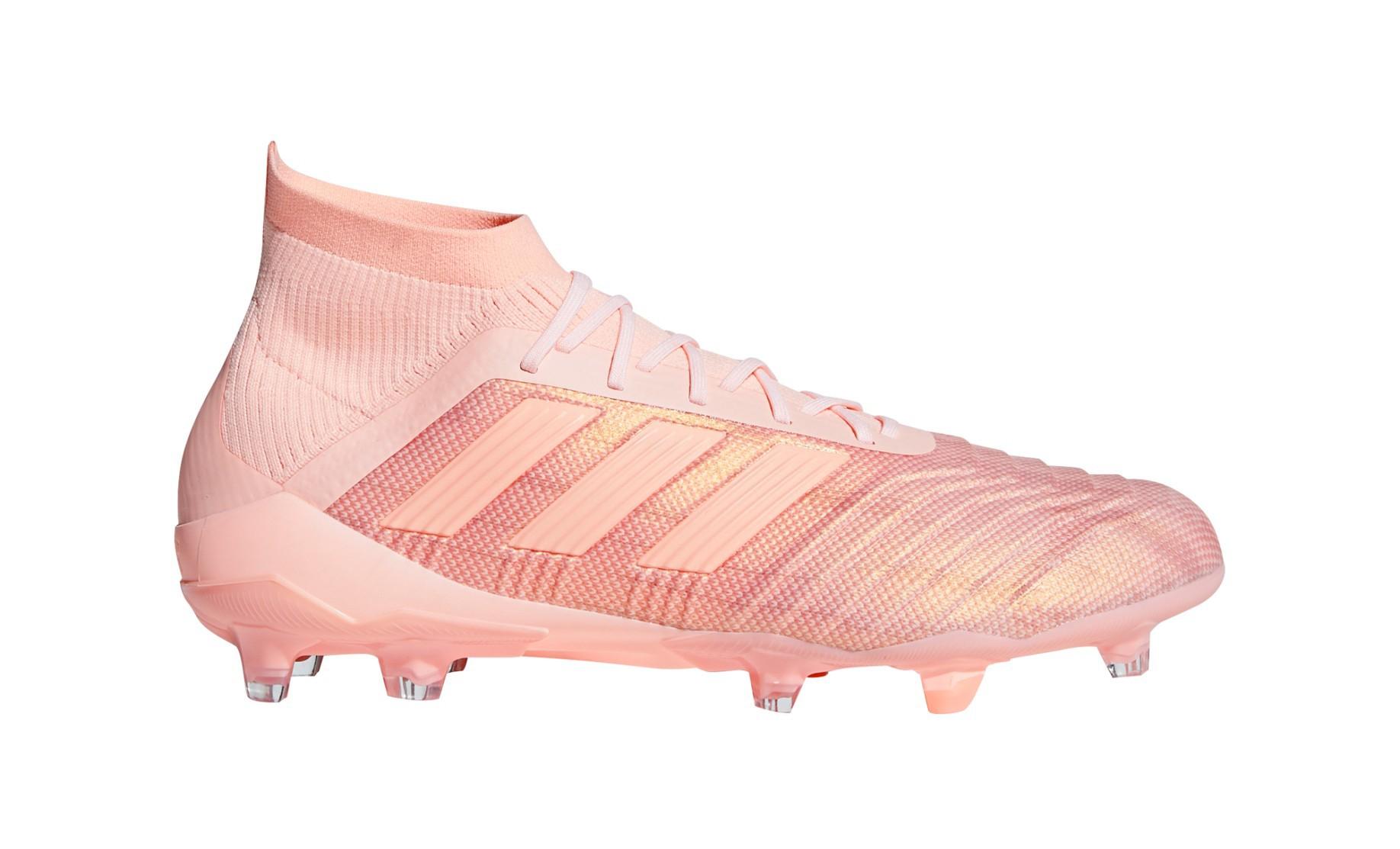 Scarpe Calcio Adidas Predator 18.1 FG Spectral Mode Pack