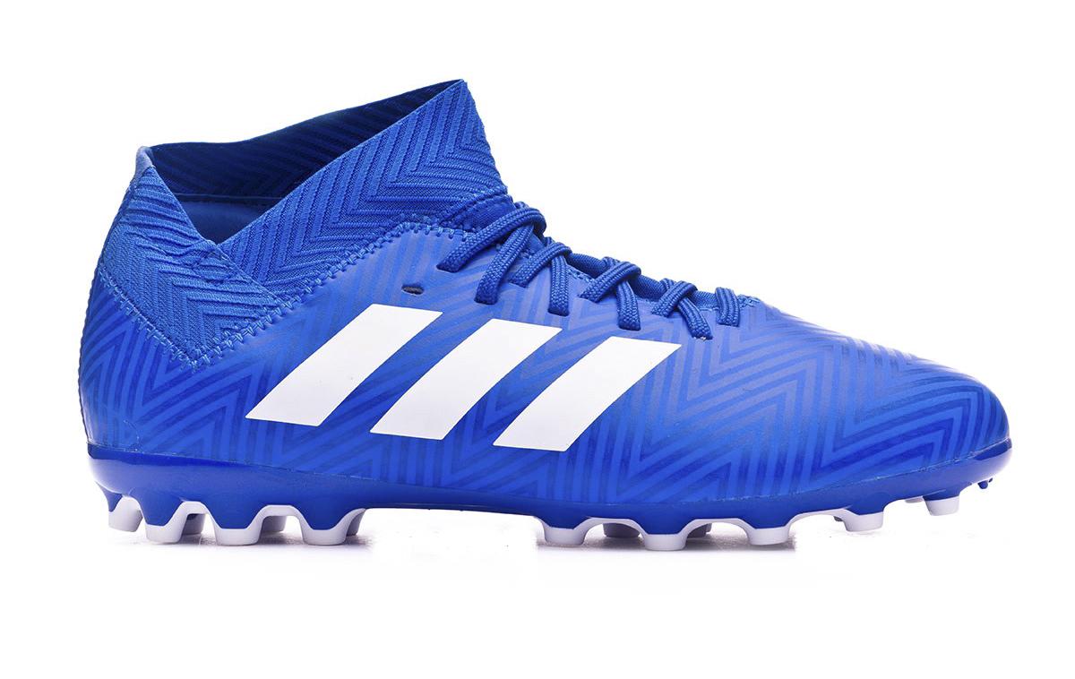 Football De Chaussures 3 Garçon Adidas L'équipe Nemeziz 18 Ag wFWq7C5