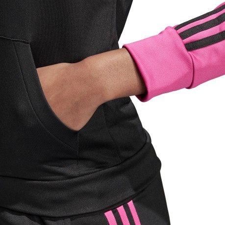 Anzug Frau König Focus colore schwarz Adidas