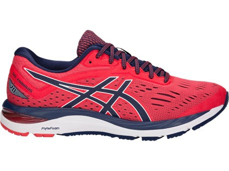 Running Shoes Mens Cumulus 20 To The Neutral A3 colore Red Blue ... ecf72caf489