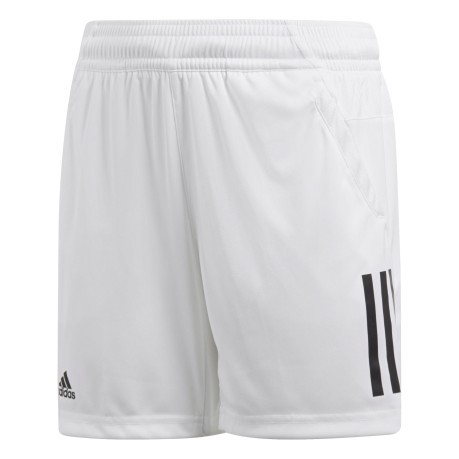 Short Bambino 3 Stripes Club fronte