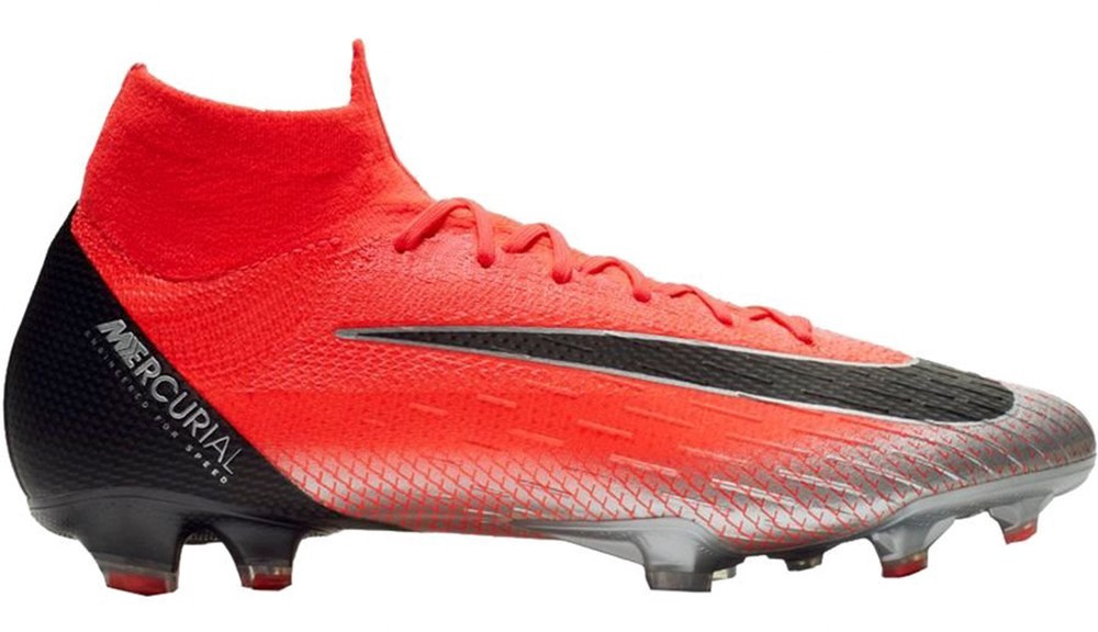 Uomo Nike CR7 Chapter Mercurial Superfly Elite FG Rosso