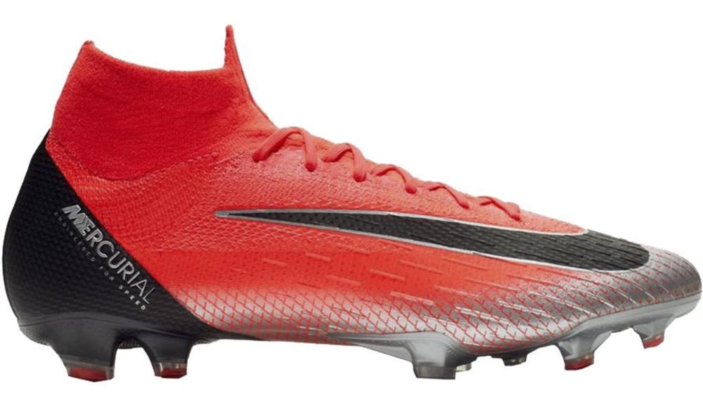 Soccer shoes Nike Mercurial Superfly VI Elite CR7 FG Built On Dreams Pack  colore Red Silver - Nike - SportIT.com 2587f76ca519b