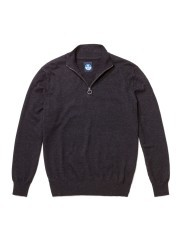 Jumper Man Half Zip