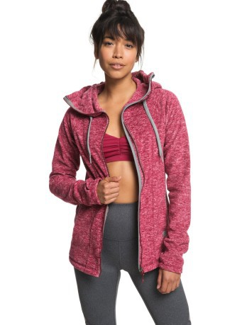 Kapuzenjacke Damen Electric Feeling vor