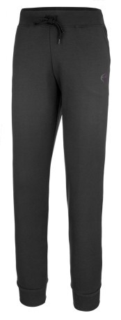 Pantaloni Donna Long  Rib Botton