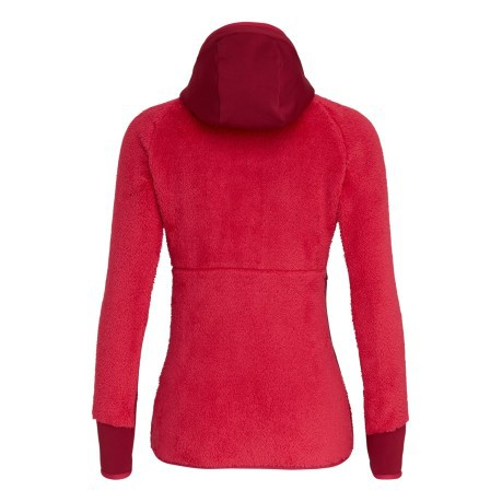 Fleece-Trekking Damen Puez Warm vor
