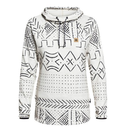 Sweatshirt Woman Salem Hooded front