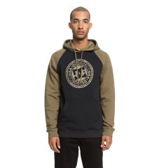 Men's sweatshirt, Circle Star front